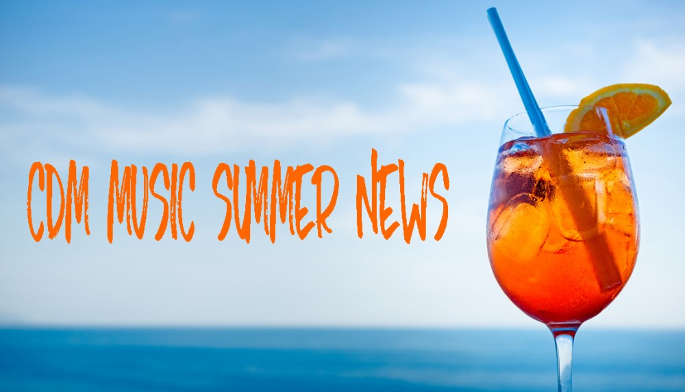 SUMMER TIME: ALL SORTS MUSIC & DARK HORSE MUSIC