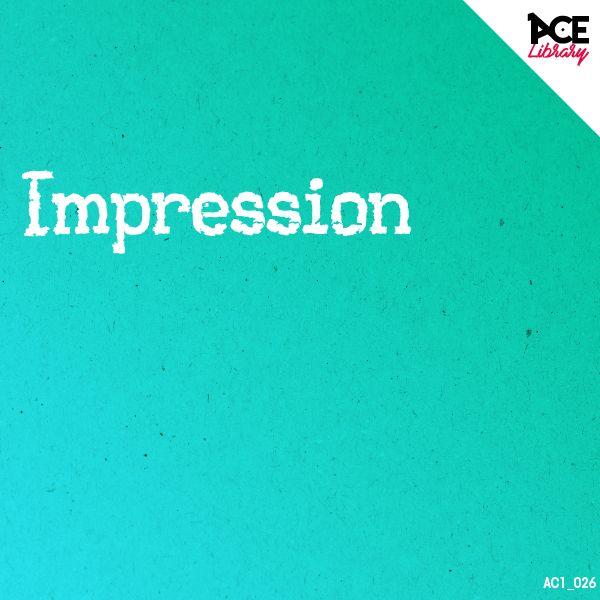 IMPRESSION - Nouvelle sortie d'album pour ACE LIBRARY