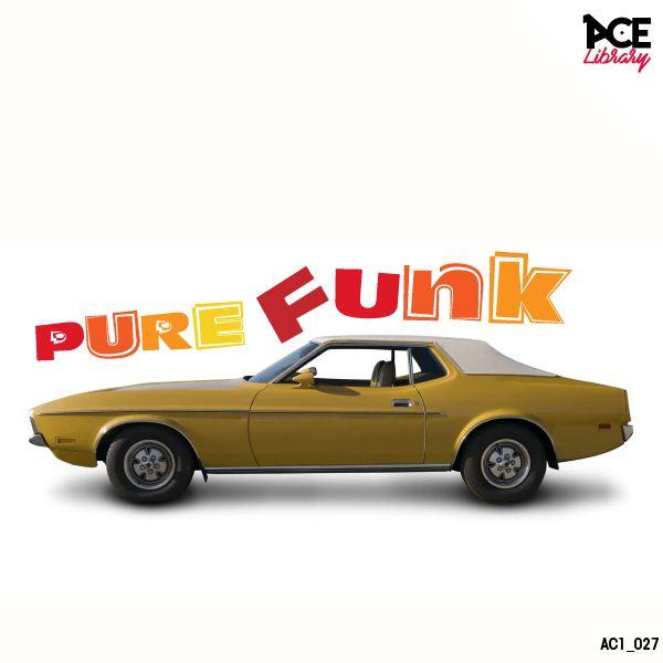 PURE FUNK - Nouvelle sortie d'album pour ACE LIBRARY